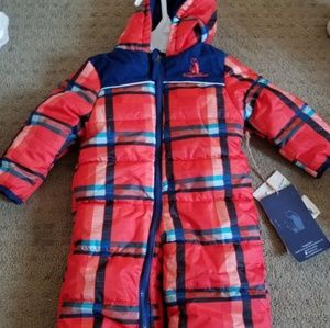 Other - Rugged bear Baby suit